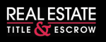 Real Estate Title and Escrow